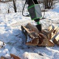 OMEF Wood Splitter SPV2 PLUS 01