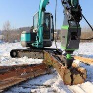 OMEF Wood Splitter SPV2 PLUS 03