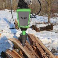 OMEF Wood Splitter SPV2 PLUS 04