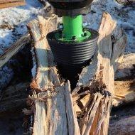 OMEF Wood Splitter SPV2 PLUS 08