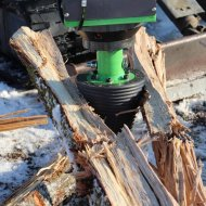OMEF Wood Splitter SPV2 PLUS 09