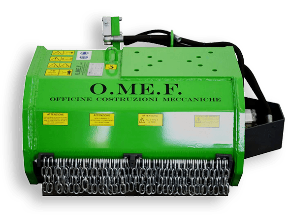 TE1 HYDRAULIC MULCHER for excavator OMEF