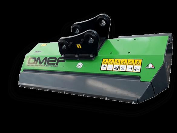 TE3K HYDRAULIC MULCHER for excavator OMEF