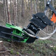 OMEF Tree Shear BIG INCH 400 02