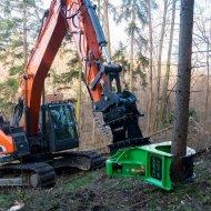 OMEF Tree Shear BIG INCH 400 03