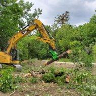 OMEF Tree Shear BIG INCH 400 06