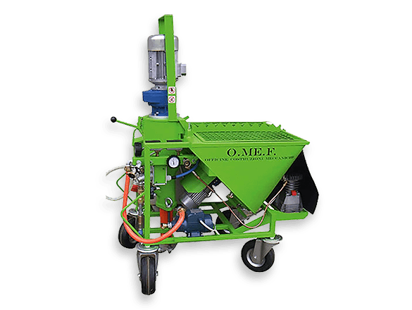 MG3 PLASTERER MACHINE OMEF