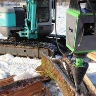 OMEF Wood Splitter SPV2 PLUS 02