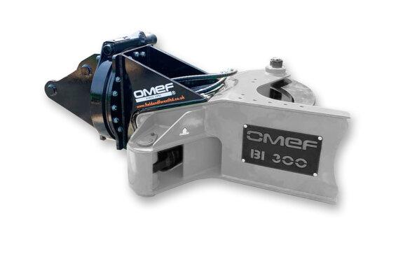 Rotátor BI300 OMEF na řezání stromů 360